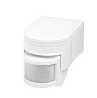 LED 180dg Motion Detector White