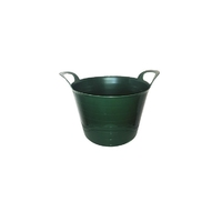Flexi Tub 14L Small Green