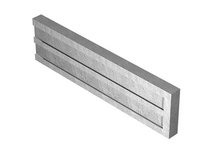 1.83M 305x50mm Lite Conc Gravel Board For Fence Panels ( Recessed )