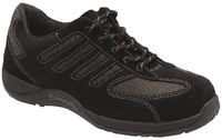 Blundstone 742 Women's Breathable Lace Up Jogger Safety Shoe Black