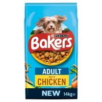 Bakers Adult - Chicken & Veg 14kg