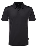 "TuffStuff Elite Polo Work Shirt Black Small (36-38"")"