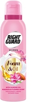 Right Guard Shower Foam And Oil Magnolia 200ml