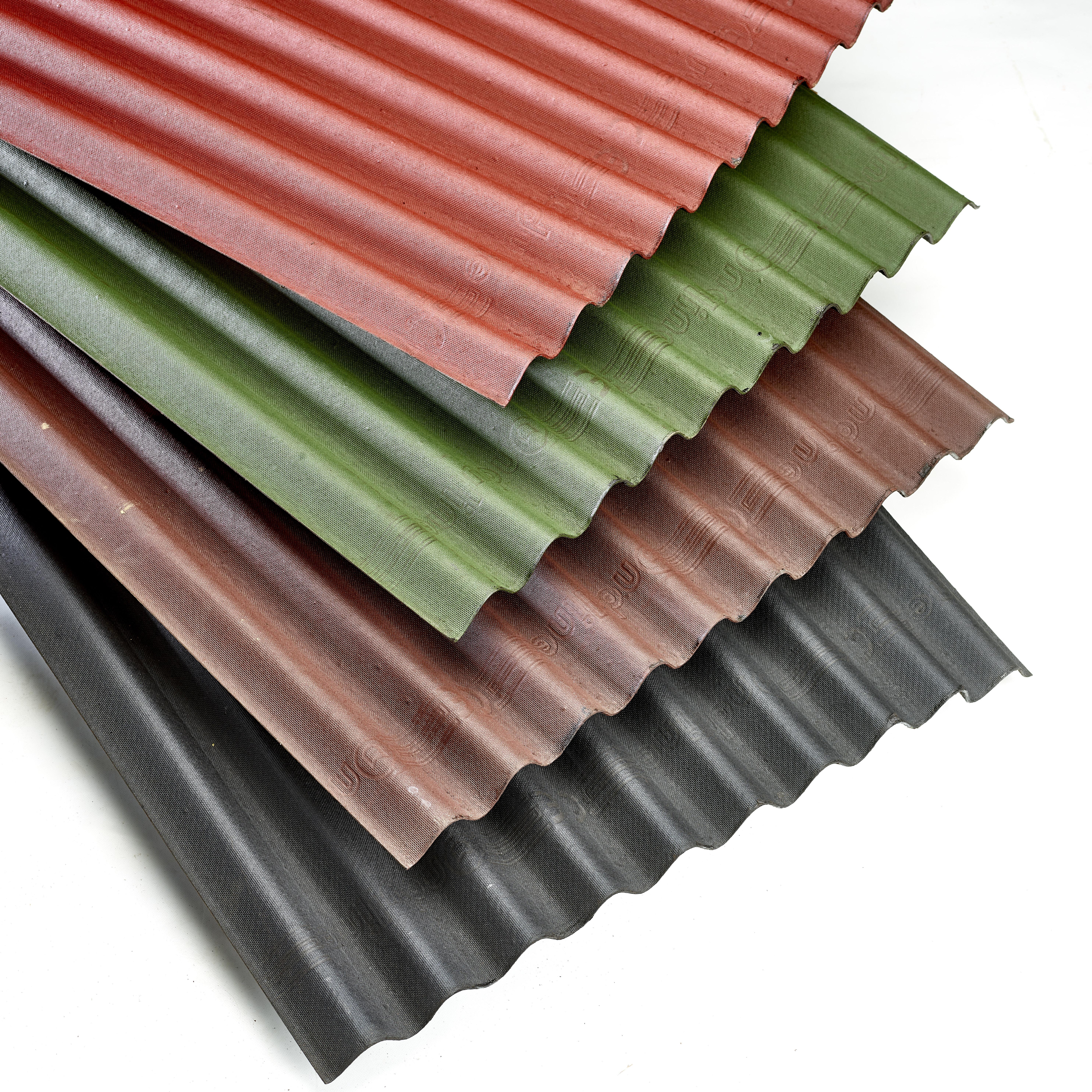 Corrugated Sheet Multi Colour