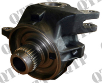 Knuckle Assembly Steering Stub Axle