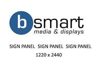 3mm Sign Panel Premium | 1220 x 2440