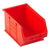 T.C.3 RED BARTON LIN BIN CONTAINER 240x150x125mm