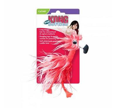 KONG Cat Softies Frizz Bird x 1