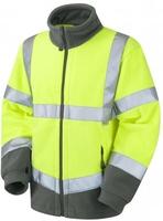LEO HARTLAND Fleece Jacket
