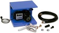 Fuel Transfer Pump 230v c/w Meter & Standard Gun  11179