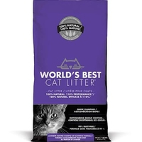 World's Best Cat Litter - Lavender 3.18kg / 7lbs