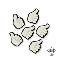 PM152 - EDIBLE THUMBS UP (6/PK)