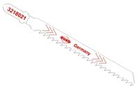 Ruko HSS Bi Metal Jigsaw Blade 6TPI 100mmx7.5mmx1.25mm