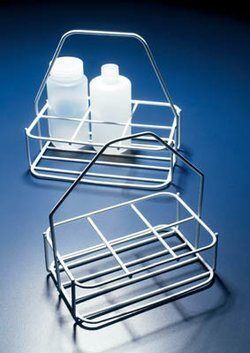 BOTTLE CARRIER 2X2.5L WINCHESTERS, COATED STE