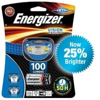ENERGIZER 100 LUMEN VISION HEADLIGHT