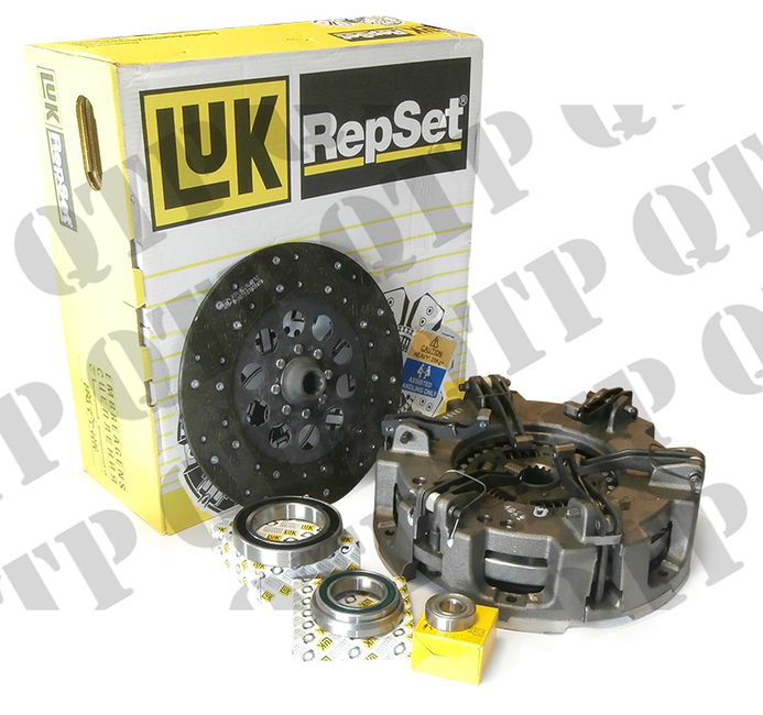 Luk Tractor Clutches : Clutch kit fiat quot spr disc c o pto luk quality