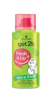 Got2b Dry Shampoo Extra Fresh 100ml