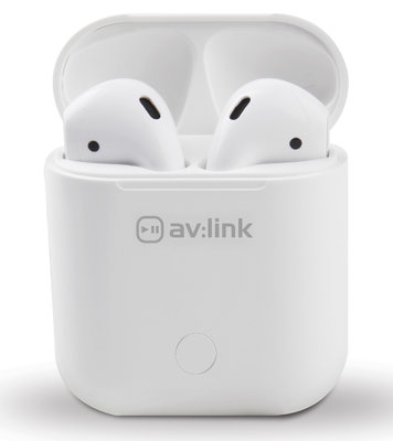 Ear Shots 11 - Wireless Ear Buds White V2