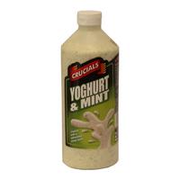 Sauce Yoghurt & Mint-Crucials-(1lt)