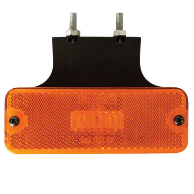 Amber LED Marker Lamp With Bracket