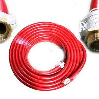TEC Industrial, Fuel Tec, 61MT LENGTH OF 35MM FUEL-TEC HOSE. Reeling Hose, Redwing, Heating Oil Hose, Fuel Master, cavmac, Hose Manufactured in Accordance to ISO EN 1761-1999. Red Hose