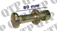 Rim To Disc Bolt & Nut