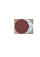 Bison Box of 50 6  60 Grit Sand Discs - SAN-DISC-60G