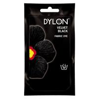 Dylon Hand Dye Sachet Intense (Velvet) Black - 12