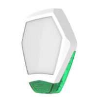 Texecom Odyssey X3 Cover (White/Green) WDB-00