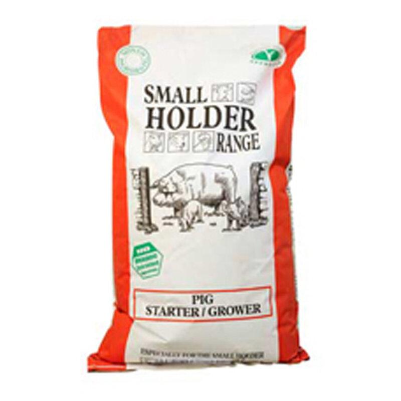 Allen & Page Small Holder Range Pig Starter Grower Pellets 20kg