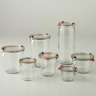 Weck Storage/Canning Jars
