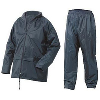 RAINSUIT NYLON 2PCE LARGE