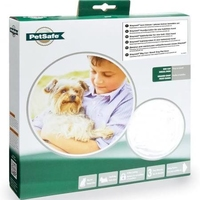 Staywell No.270 Big Cat / Small Dog Pet Door - Frosted Clear x 1
