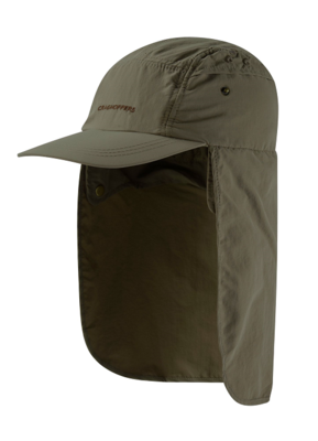 Craghoppers Nosilife Desert Hat in Khaki