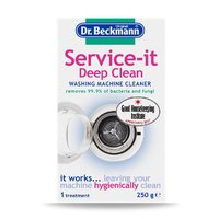Dr Beckmann Service It Washing Machine Deep Clean 250gm