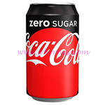 330 Coke Zero Can x24