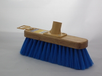 """PREMIER 10"""" SOFT BROOM WITH HANDLE"""