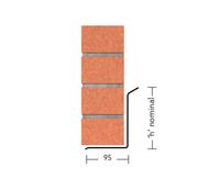 KEYSTONE SINGLE LEAF LINTEL SB/K 1800MM (L25 LINTEL)