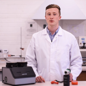 VIDEO: Checking the accuracy of your infrared thermometer