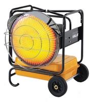 VAL 6 KBE1S Infrared Diesel/Kerosene Heater