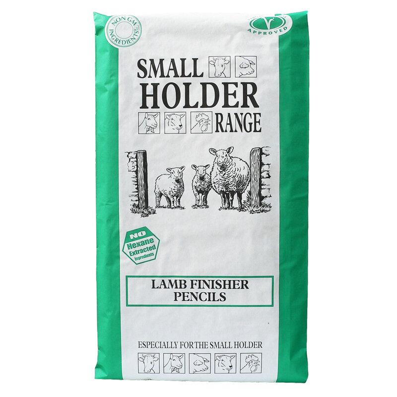 Allen & Page Small Holder Range Lamb Finisher Pencils 20kg