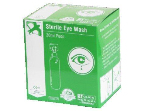 Emergency Sterile Eye Wash 20mL
