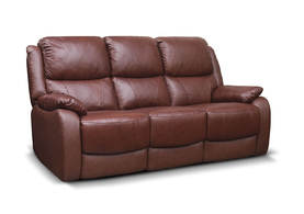 Parker Leather Sofa