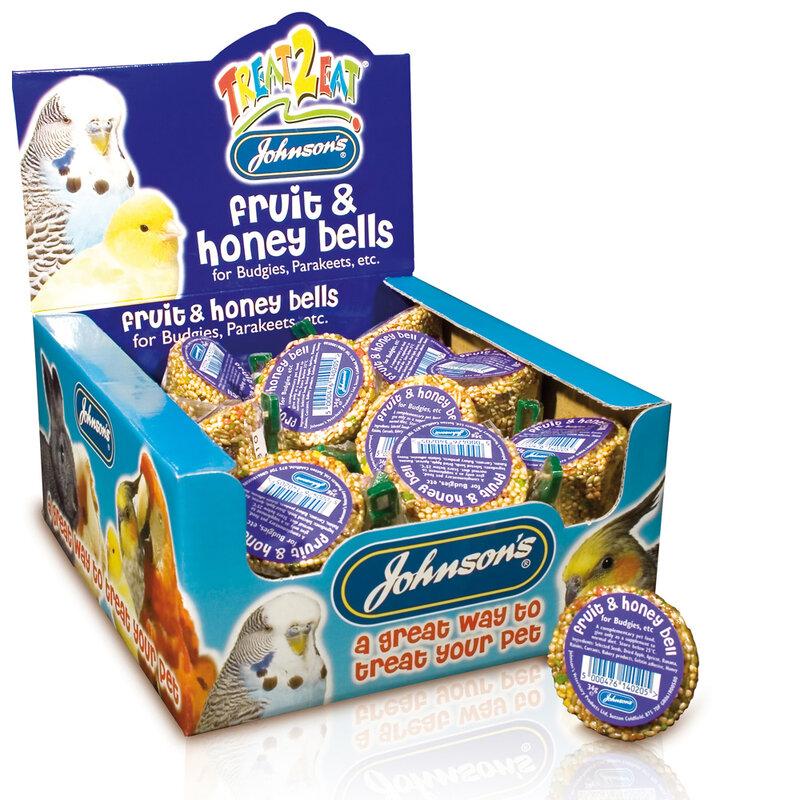 JVP Fruit & Honey Bells x 27