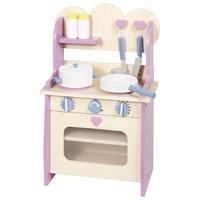 Play Kitchen - Pastel Pink