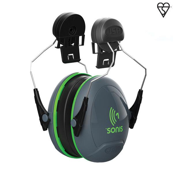 Sonis® 1 Helmet Mounted Ear Defenders 26db SNR