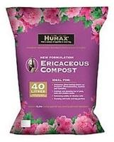 Humax Compost Ericaceous 40lt