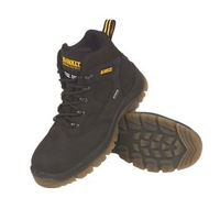 DEWALT DWCBK44 Black Challenger Boots UK Size 10