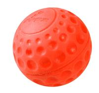 "Rogz Asteroidz Medium Ball - Orange 2½"" x 1"