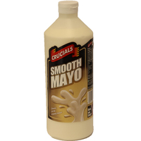 Sauce Smooth Mayonnaise-Crucials-(1lt)